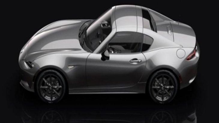 Mazda MX-5 RF 2019 ได้รับการออกแบบภายใต้นิยาม Kodo Design ให้ความสนุกในการขับขี่ผสานกับสมรรถนะของเครื่องยนต์สุดเร้าใจ ติดตั้งไฟหน้าแบบใหม่ล่าสุด Four-Lamp LED พร้อมฟังก์ชั่นไฟหน้าปรับระดับสูง-ต่ำอัตโนมัติ และ ระบบเปิด-ปิดไฟหน้าอัตโนมัติ
