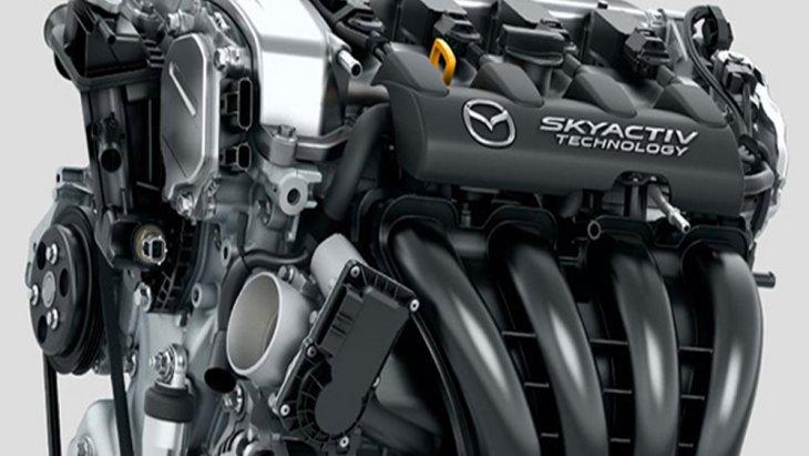 Mazda MX-5 RF ติดตั้งขุมพลังเครื่องยนต์เบนซิน SKYACTIV-G ขนาด 2.0 ลิตร ให้กำลังสูงสุด 160 แรงม้า ที่ 6,000 รอบต่อนาที แรงบิดสูงสุด 200 นิวตันเมตร ที่ 4,600 รอบต่อนาที