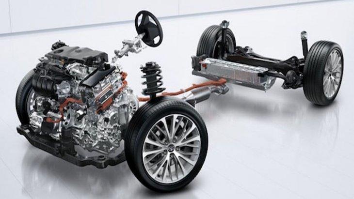 Toyota Camry 2019 มาพร้อมทางเลือกเครื่องยนต์ถึง 3 รุ่น ได้แก่ 1.เครื่องยนต์เบนซิน รหัส 6AR-FBS 4 สูบ ขนาด 2.0 ลิตร 2.เครื่องยนต์เบนซิน 4 สูบ รหัส A25A-FKB ขนาด 2.5 ลิตร ส่วนในรุ่นที่ 3 ขับเคลื่อนด้วยพลังงานไฟฟ้า (ไฮบริด) ผ่านเครื่องยนต์เบนซิน 4 สูบ ร