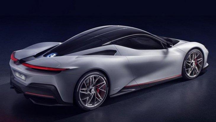 Pininfarina Battista  ถูกระบุว่าเป็นรถยนต์ที่มีพละกำลังมากที่สุดดเท่าที่เคยออกแบบและผลิตจากแดนมักกะโรนี