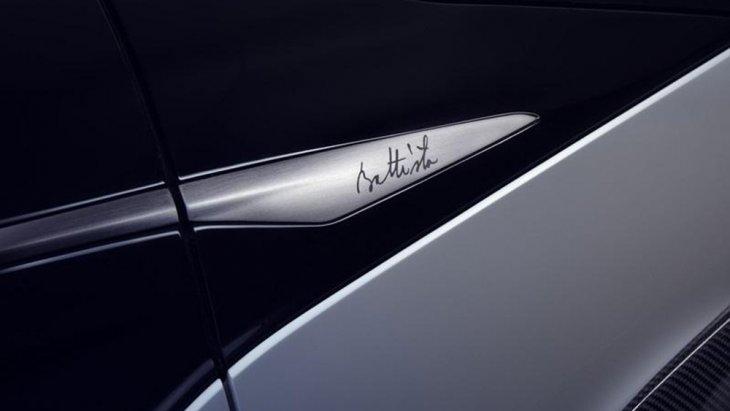 และต่อเนื่องจนถึง 300 กม./ชม. ในเวลาไม่ถึง 12 วินาทีสำหรับ Pininfarina Battista พลังไฟฟ้าคันนี้