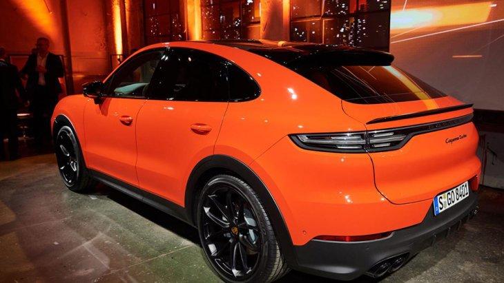 แต่ตอนนี้ Porsche Cayenne อยากกลับไปเป็นสปอร์ตอีกครั้งด้วยการเพิ่มตัวถังคูเป้