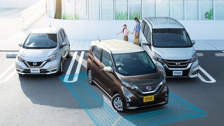 Nissan Days  สนนราคาเริ่มต้นที่ 1.27-1.64  ล้านเยน ตามรุ่นย่อย