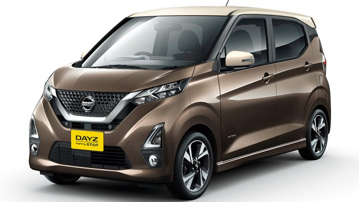 Nissan  Dayz Highway STAR เปิดตัวในญี่ปุ่น