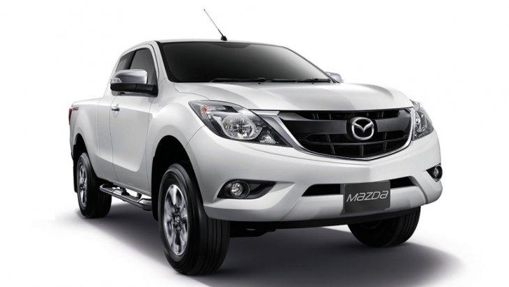 ราคา Mazda BT-50 PRO Freestyle Cab  เริ่มต้นที่ 612,000 บาท ราคา Mazda BT-50 PRO Double Cab เริ่มต้นที่  652,000 บาท