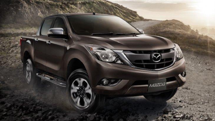 Mazda BT-50 PRO ดีไซน์แกร่ง สไตล์สปอร์ตพร้อมเผชิญทุกสภาพถนน