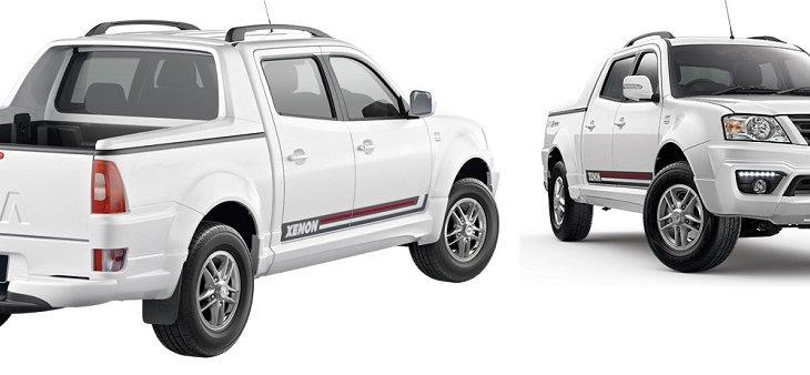 ราคา TATA Xenon Double Cab 150 NX-Treme  เริ่มต้นที่ 599,900 บาท