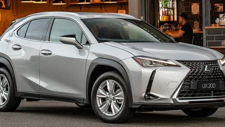 Lexus UX250h 2019 รถครอสโอเวอร์สุดหรู มาพร้อมกับขุมพลังไฮบริด 2.0 ลิตร พร้อมระบบขับเคลื่อน 4 ล้อ ราคาเริ่มต้นที่ 2,490,000 บาท