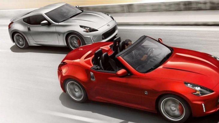 NISSAN 370Z® ROADSTER 2019 เอาใจสาวกรถสปอร์ตคูเป้ด้วยความสวยโดดเด่นในทุกมุมมองรอบคัน