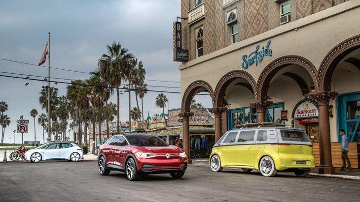 สำหรับ Volkswagen I.D. Lounge คันนี้ทางค่าย VW พร้อมเปิดตัวอย่างเป็นทางการเป็นครั้งแรกที่งาน Shanghai Auto Show ในประเทศจีนวันที่ 16 เมษายนที่จะถึงนี้