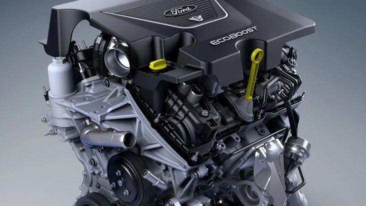 Ford FUSION 2019  มาพร้อมกับเครื่องยนต์ EcoBoost ® ที่มีให้เลือก 3 ขนาด ทั้ง 1.5L, 2.0L และ 2.7L