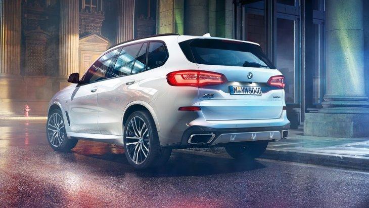 12.ราคา The All-new BMW X5 (2019)  เริ่มต้นที่ 4,699,000 บาท