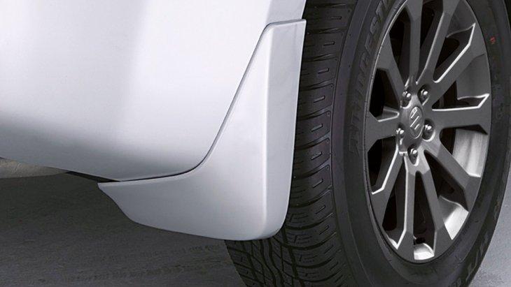 เสริมความเป็นรถ SUV สไตล์สปอร์ตออฟโรดด้วยล้ออัลลอยขนาด 18 นิ้ว