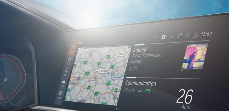 7.ระบบปฏิบัติการ BMW Operating System 7.0 ที่ช่วยให้คุณสามารถควบคุมการทำงานของอุปกรณ์ต่างๆ ภายในรถได้ง่ายดายและสะดวกสบายมากยิ่งขึ้นผ่านระบบสั่งการด้วยมือ เสียงพูด และหน้าจอระบบสัมผัส