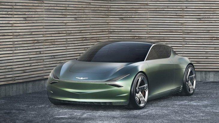 งานออกแบบ Genesis Mint Concept เป็นผลงานร่วมกันระหว่าง Genesis design studios จาก 3 ประเทศทั่วมุมโลก ทั้งเยอรมนี สหรัฐ และ ทีมฮุนได จากเกาหลี