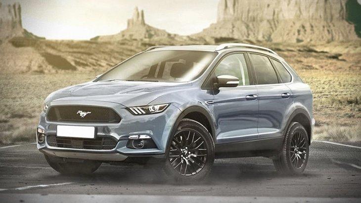 (Ford Mustang Mach 1 SUV ) สำหรับข้อมูลอย่างเป็นทางการของ Ford ระบุว่า Ford มีกำหนดการเปิดตัว Ford Mustang-Inspired ในปี 2020 (สำหรับรุ่นปี 2021) ขับเคลื่อนด้วยไฟฟ้าล้วน ซึ่งก็น่าจะเป็นรถสไตล์ Crossover SUV