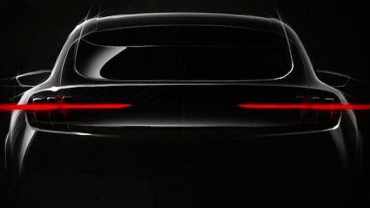 มีการคาดกันว่าFord Mustang SUV อาจมาพร้อมขุมพลังไฟฟ้า กำหนดเปิดตัวปี 2020 ซึ่งอาจใช้ชื่อ Ford Mach E