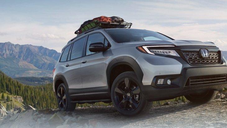 HONDA PASSPORT 2019 รถ SUV สปอร์ตออฟโรดที่พร้อมพาคุณออกไปผจญภัยในทุกสถานการณ์