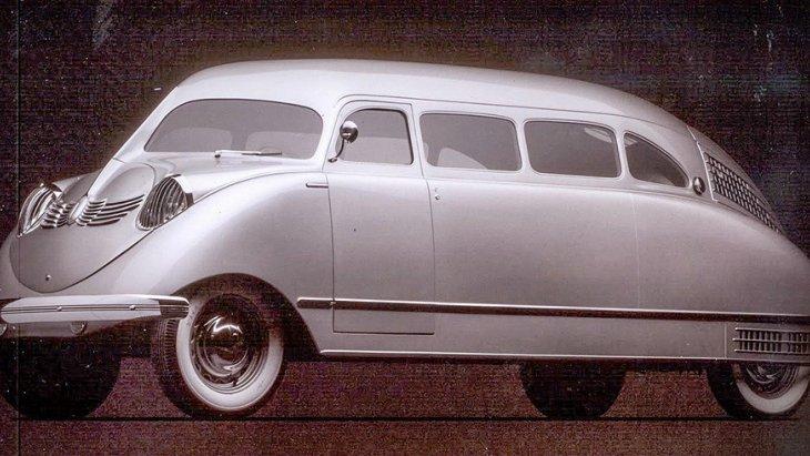Stout Scarab ต้นกำเนิดรถ MPV รุ่นแรกของโลกจากแนวคิด เทคโนโลยีอากาศยาน