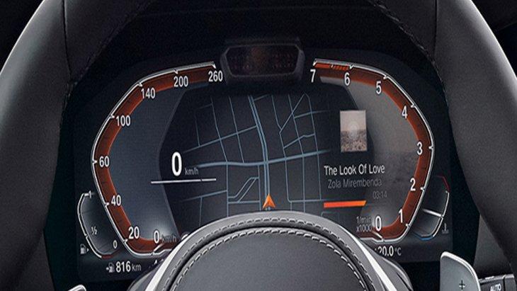 BMW X5 xDrive30d M Sport ติดตั้งหน้าจอแสดงผลข้อมูลการขับขี่ขนาด 12.3 นิ้ว และ ฟังก์ชั่นแสดงภาพบนกระจกบังลมด้านหน้า Head-up Display
