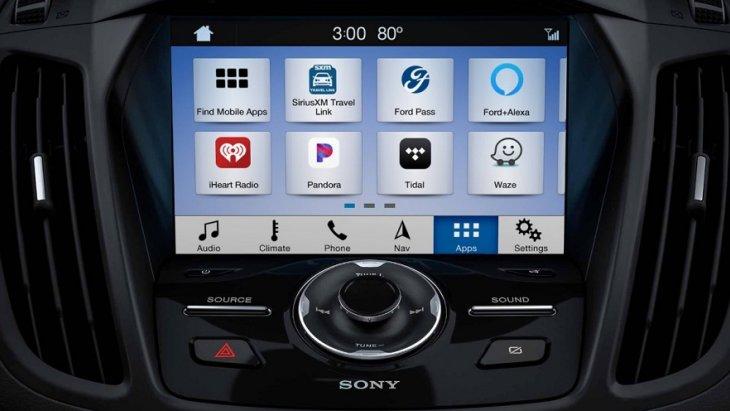 เทคโนโลยี SYNC ® 3  ที่มาพร้อมกับหน้าจอระบบสัมผัสขนาด 8 นิ้ว และสามารถตอบสนองการสั่งงานด้วยเสียงได้อย่างชาญฉลาด