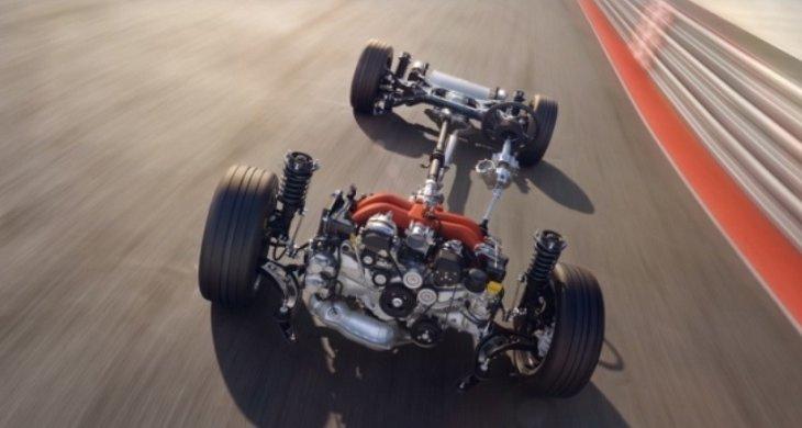 TOYOTA 86 (2019) พร้อมออกทะยานแสดงความเป็นเจ้าถนนด้วยเครื่องยนต์ Boxer-Four อันทรงพลัง 4 สูบ ขนาด 2.0 ลิตร ระบบเกียร์ธรรมดา 6 สปีด