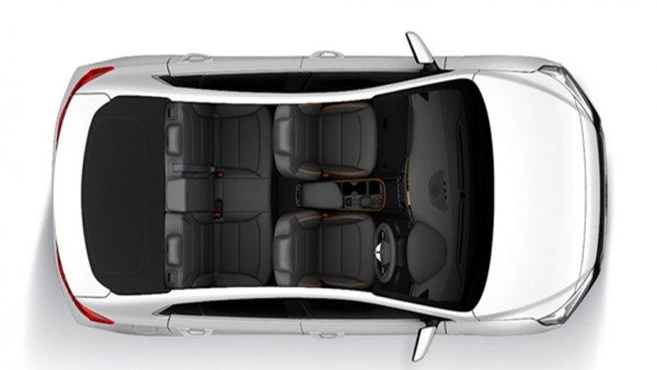 Hyundai Ioniq Electric เพิ่มความผ่อนคลายให้แก่ผู้ขับขี่ตลอดทริปการเดินทางด้วยปุ่มปรับดันหลังแบบไฟฟ้า Lumbar Support พร้อมระบบระบายอากาศ Ventilate Seat สำหรับเบาะนั่งคู่หน้า เบาะนั่งด้านหลังแยกปรับพับอิสระได้แบบ 60:40
