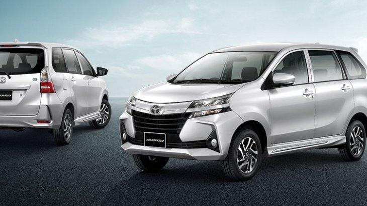 ราคา Toyota Avanza 2019 เริ่มต้นที่ 649,000 บาท