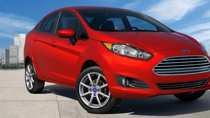 Ford Fiesta 2019 รุ่นซีดาน 4 ประตู