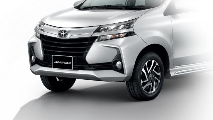 เสริมความสวย เท่ สปอร์ตล้ำ ทันสมัยในทุกองศาให้กับ Toyota Avanza 2019 ด้วยกระจ้งหน้าขนาดใหญ่และล้ออัลลอยขนาด 15 นิ้ว