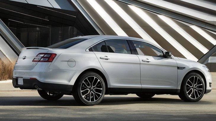 Ford Taurus 2019 ดีไซน์หรู สวย โฉบเฉี่ยว สะกดทุกสายตาในทุกมุมมองรอบคัน
