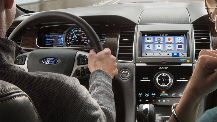 Ford Taurus 2019 มาพร้อมกับเทคโนโลยีและฟังก์ชั่นการใช้งานที่ทันสมัย