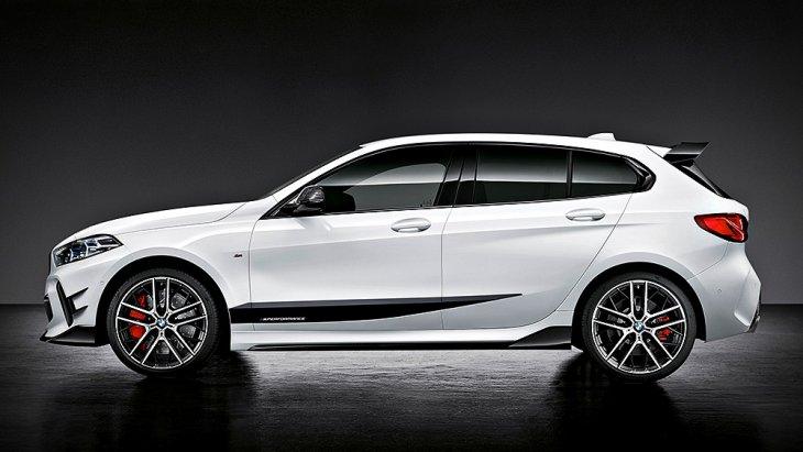 ดีไซน์รอบคันของ BMW X1 M Performance