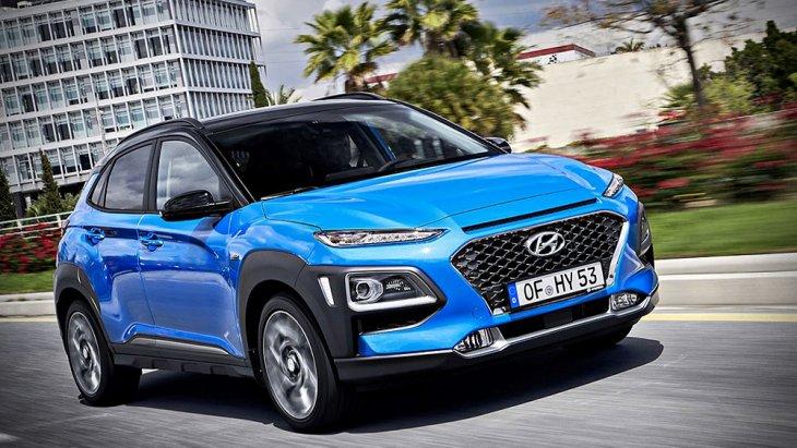 Hyundai Kona Hybrid 2019 รถเอสยูวีครอสโอเวอร์โฉมใหม่จากฮุนไดที่ได้รับการดีไซน์รูปลักษณ์ภายนอกให้สปอร์ตโฉบเฉี่ยวตอบโจทย์การใช้งานทั้งในเส้นทางเรียบรวมถึงเส้นทางทุรกันดาร