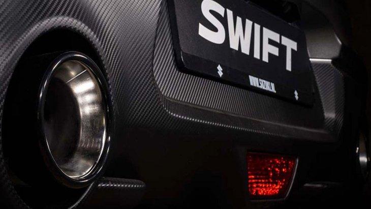 Suzuki Swift Sport Katana 2019 เติมเต็มความสปอร์ตโดนใจนักขับด้วยชุดท่อไอเสีย Remus Cat-Back พร้อมปลายท่อ Black Chrome