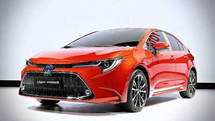 Toyota Levin Hybrid 2019 พร้อมตอบโจทย์ลูกค้าชาวจีนด้วยทางเลือกเครื่องยนต์ที่มีให้ใช้งานทั้งในแบบเครื่องยนต์ปกติ และ เครื่องยนต์ไฮบริด
