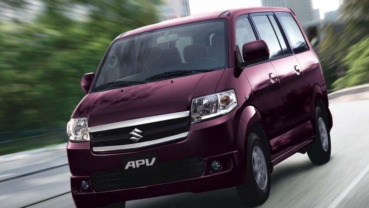 ราคา SUZUKI APV เริ่มต้นที่ ₱588,000 ประมาณ 352,509.78 บาท (ยังไม่รวมภาษีนำเข้า)