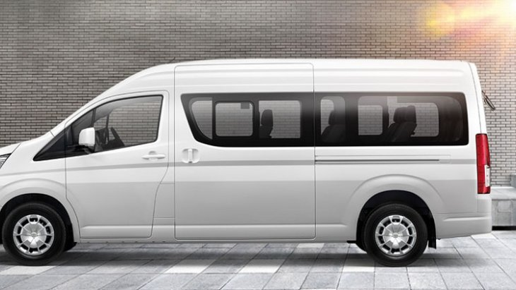 All New Toyota  Commuter 2019 สัมผัสใหม่แห่งการเดินทาง