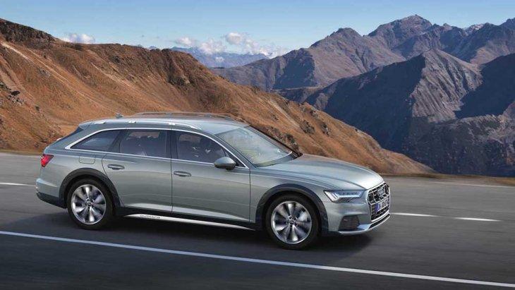 Audi A6 Allroad มีแบบการขับมีให้เลือก 6 โหมด Dynamic, Automatic, Comfort, Efficiency, Allroad