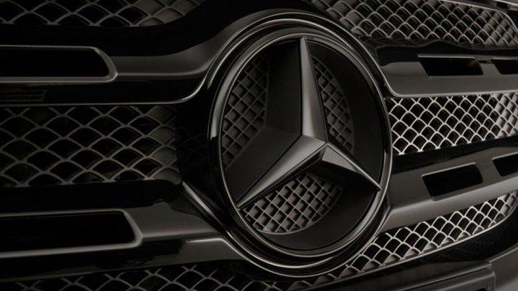 Mercedes-Benz X350d Edition 1 2019 เพิ่มความประทับใจในทุกการขับขี่ด้วยกระจังหน้าแบบสี่เหลี่ยมคางหมูสีดำเข้มพร้อมสัญลักษณ์เมอร์เซเดส-เบนซ์