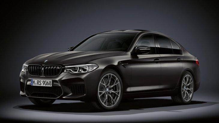 BMW ฉลองครบรอบ 35 ปี BMW M5 ที่ได้มีการทำตลาดตั้งแต่ในอดีตมาจนถึงปัจจุบันนับเป็นเวลา 35 ปีแล้ว โดยเวอร์ชั่นล่าสุดที่ถูกเผยโฉมออกมาถือเป็นเจนเนอเรชั่นที่ 6 ที่มีการผลิตขึ้น
