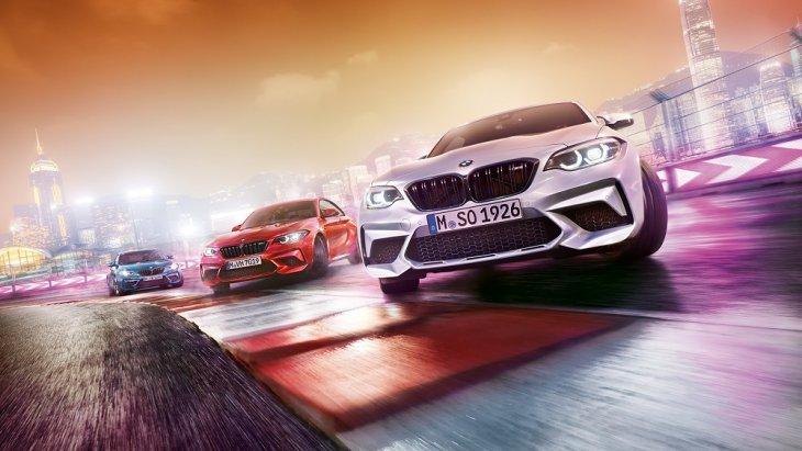 BMW M2 Competition รถสายพันธุ์สปอร์ต เร็ว แรง ถึงใจ 410 แรงม้า