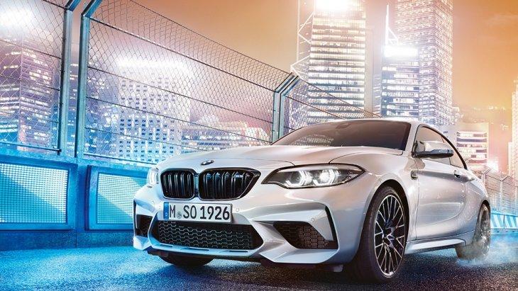 ราคา BMW M2 Competition เริ่มต้นที่ 6,299,000 บาท