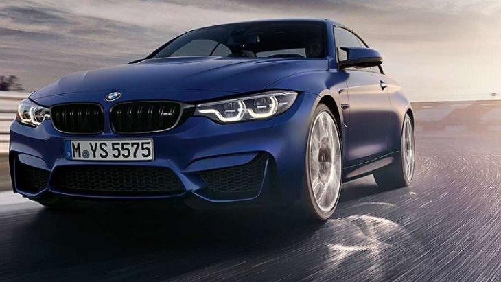 ราคา BMW M4 Convertible เริ่มต้นที่ 8,959,000 บาท