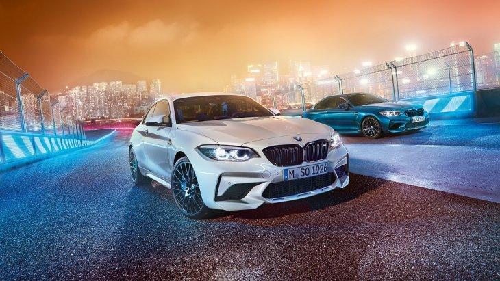 BMW M2 Competition มาพร้อมกับความลงตัว โฉบเฉี่ยว ปราดเปรียว คล่องตัว สวยสะกดทุกสายตาในทุกมุมมอง