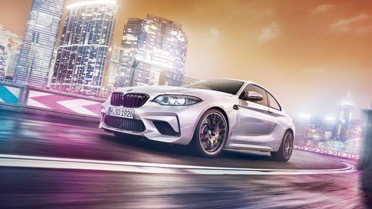 BMW M2 Competition โดดเด่นเกินใครเมื่อโลดแล่นอยู่บนถนน