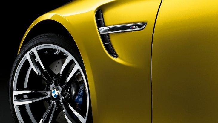 เสริมความเท่สไตล์สปอร์ตให้กับ MBW M4 Coupe ด้วยล้ออัลลอย แม็ก 5 ก้าน ครอบดุมล้อสัญลักษณ์ BMW