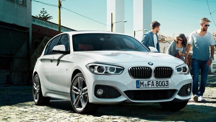 BMW 1 พร้อมเดินหน้า เผชิญทุกความท้าทายบนถนน