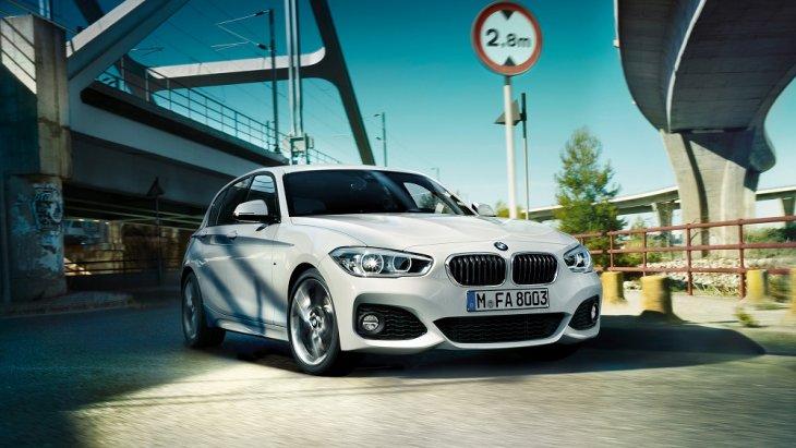 BMW 1 สวยสะกดทุกสายตาในทุกมุมมอง