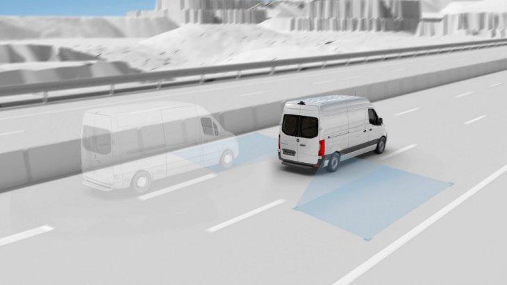 ระบบช่วยเตือนเมื่อมีรถในจุดบอด (Blind Spot Assist) โดยจะให้สัญญาณภาพและเสียงเพื่อช่วยลดและหลีกเลี่ยงการเกิดอุบัติเหตุเมื่อเปลี่ยนช่องทางการเดินรถหรือถอยหลังออกจากพื้นที่จอดรถ